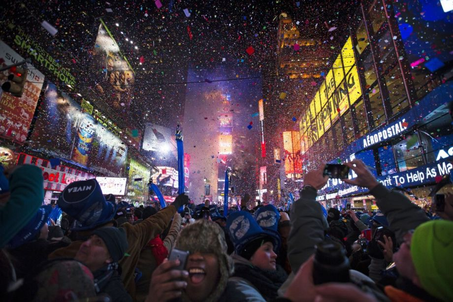 How    People Centered    Design Made Times Square the Place To Be on     How    People Centered    Design Made Times Square the Place To Be on New Years  Eve