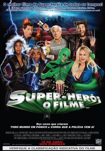 Poster do filme Super-Herói - O Filme