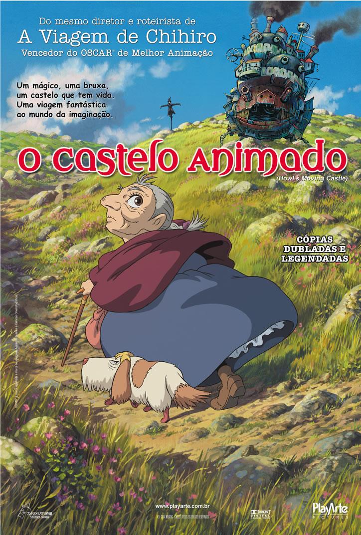 Poster do filme A Cativa do Castelo