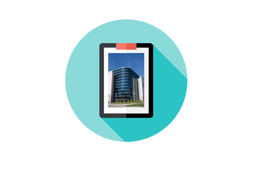 office building sample template