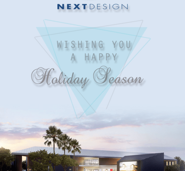 Happy Holidays From All of Us!