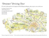 Dreamer Driving Tour (our route is highlighted in yellow)