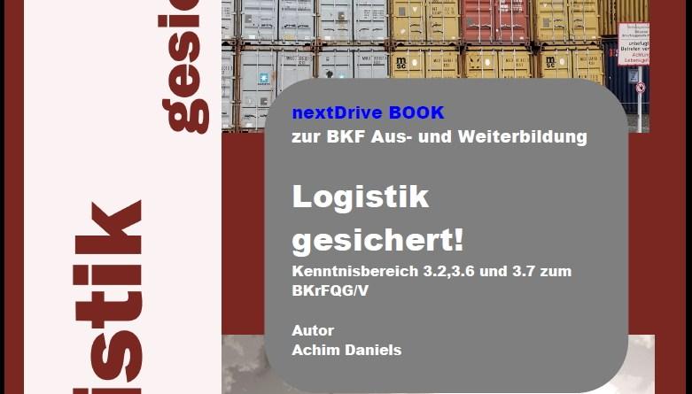 NEW! nextDrive BOOK – Logistik gesichert!