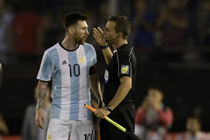 Lionel Messi: Fifa lift four-game suspension for abusing official