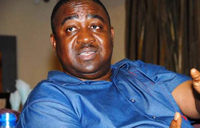 Ex-gov Suswam regains freedom from DSS
