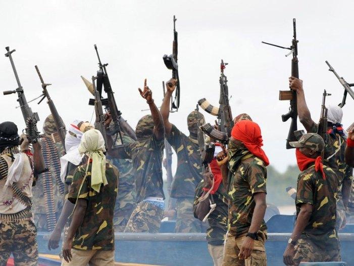 Niger Delta: Militants kill 6 soldiers in renewed clash