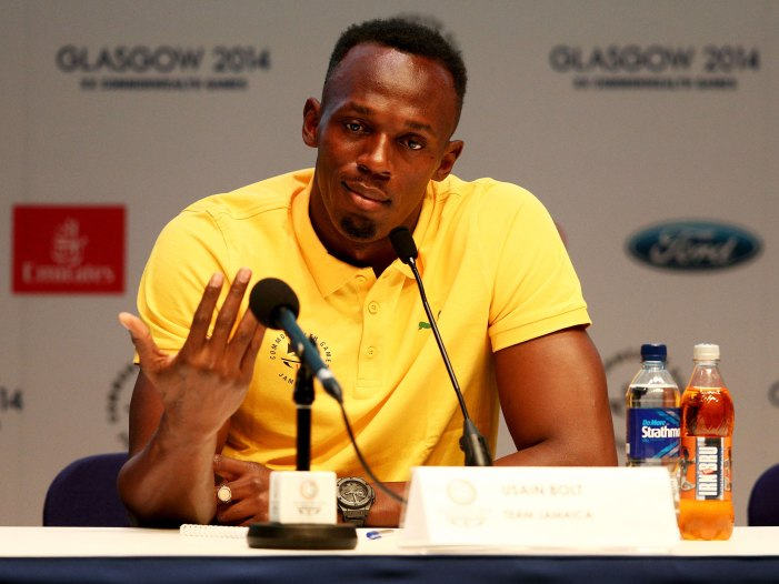 Alexis Sanchez will be great at Man United- Usain Bolt