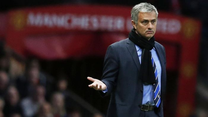 Mourinho: Arsenal were lucky but we don't care