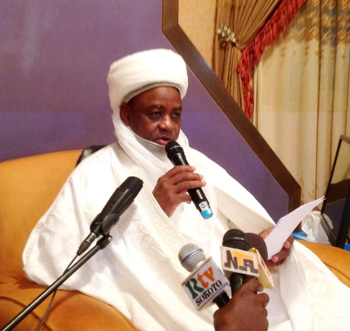 BIAFRA: We must avoid mistakes that led to civil war- Sultan