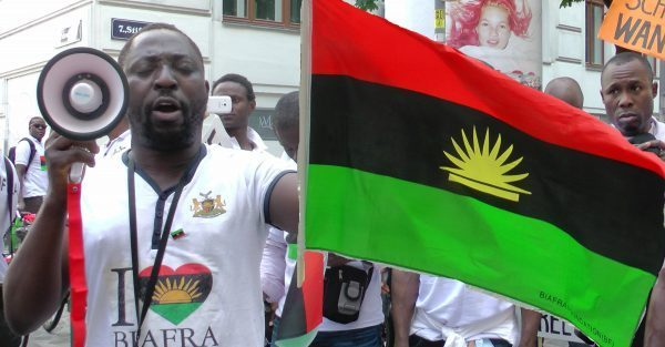 34 suspected members of IPOB arrested after police inspector killed