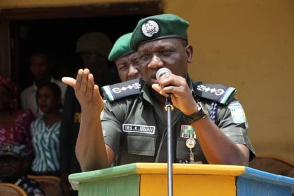 Police nab church elder over wife's murder