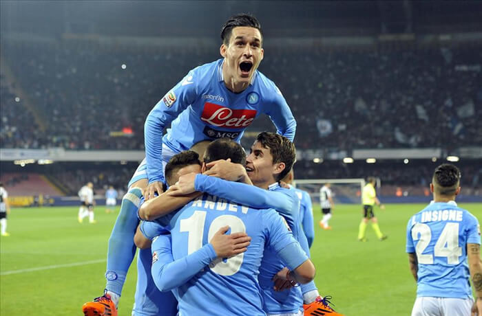 Napoli and Inter show title credentials