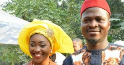 Nigerian lady marries man six days after Facebook advert