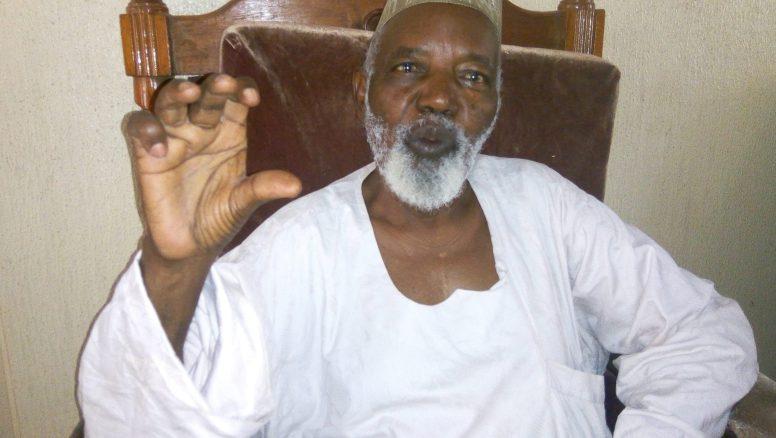 Next level: Balarabe musa tackles Buhari