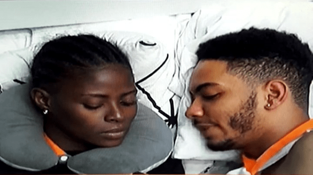BREAKING: BB Naija: Drama as Khloe and K-Brule are disqualified