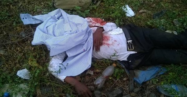 BREAKING:  Train crushes man to death in Lagos