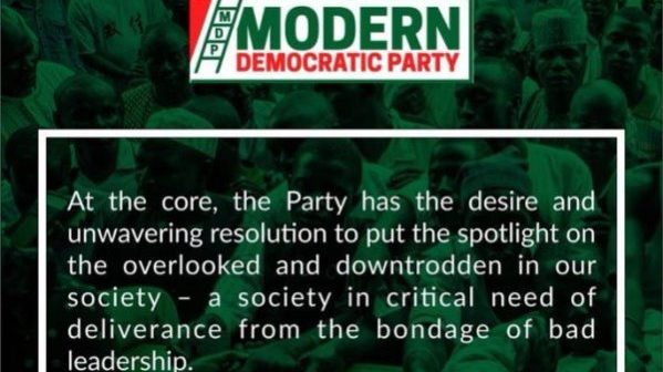 Nigerian youths form political party
