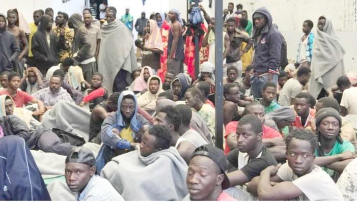 Libya: FG negotiating release of Nigerians in slave camps