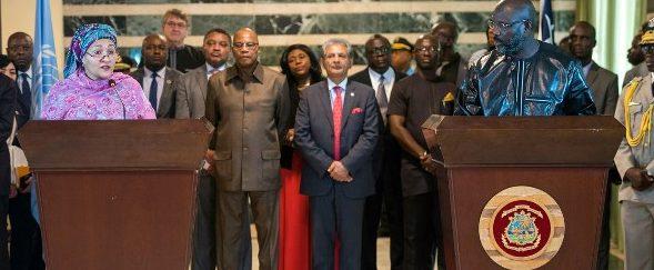 UN ends 15-year peacekeeping in Liberia