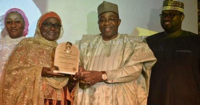 Bauchi First Lady gets Zik Leadership Award