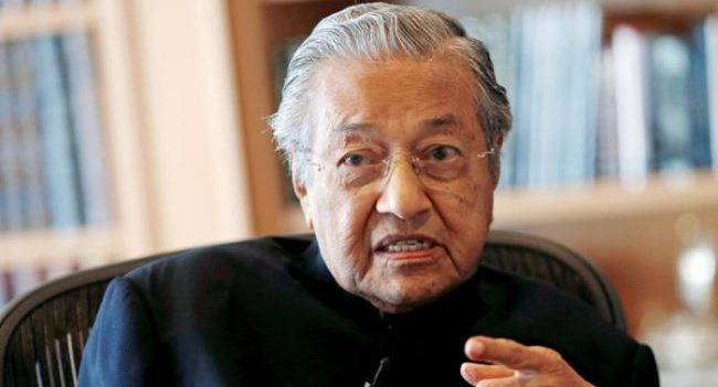 92-year old to run for Malaysia PM May 9