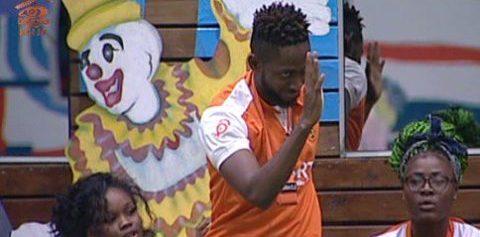 BREAKING:  Miracle wins Big Brother Naija Double Wahala