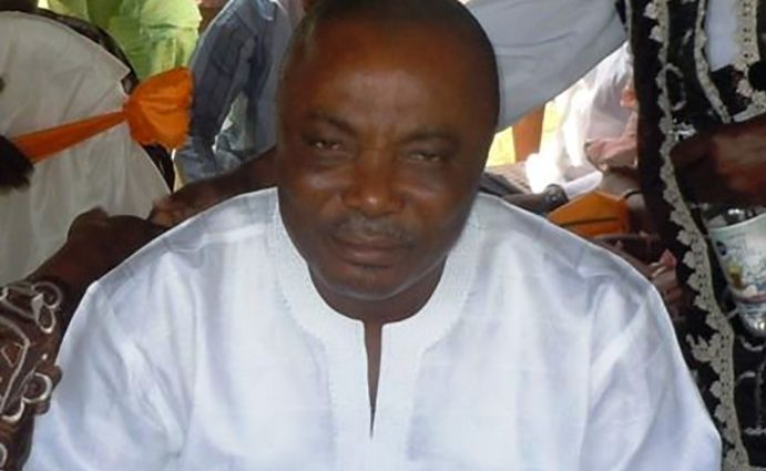 EFCC arraigns Sen. Nwaoboshi over alleged N805m fraud charge