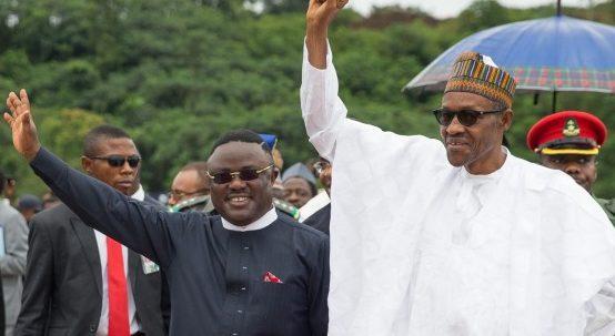 C'River set to host Buhari –Ayade
