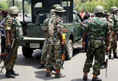 Benue:  Army arrests suspected killers of Igbana, governor's aide