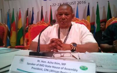 Imo:  House of Assembly suspends members
