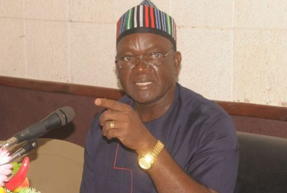 BREAKING: Ortom Finally Dumps APC, Defects to PDP