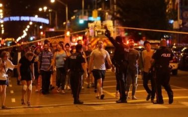 Foreign Titbits:  Toronto shooting: Deadly attack in Greektown district