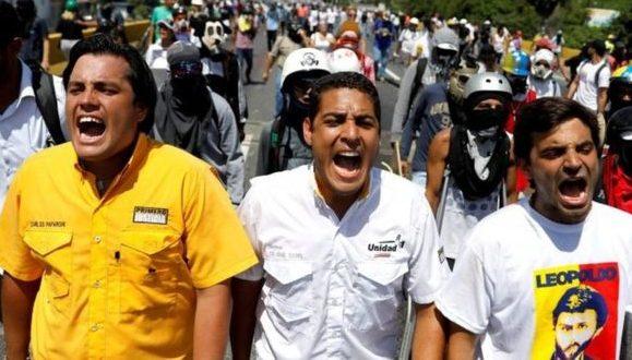 Foreign Titbits:  Venezuela opposition legislator flees after 'secret police threats'