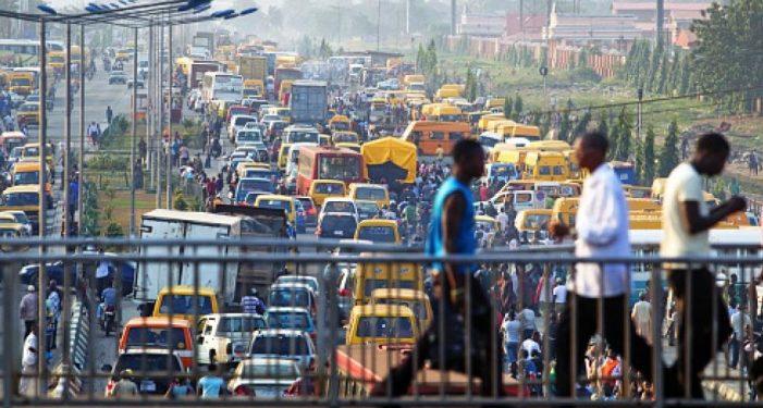 Lagosians lament a week of traffic lockdown