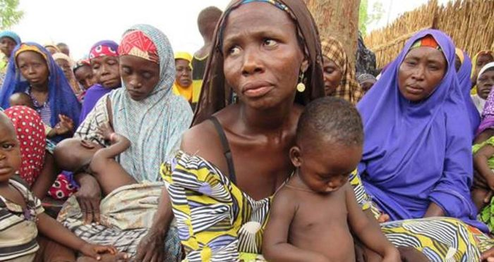 30 women give birth in IDPs camp