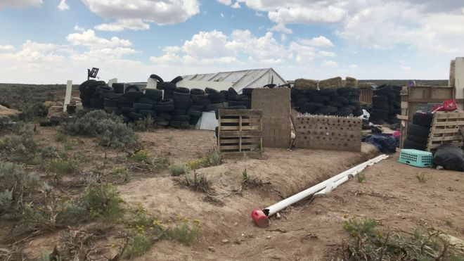 Foreign Titbits:  New Mexico compound boy 'died in ritual ceremony'