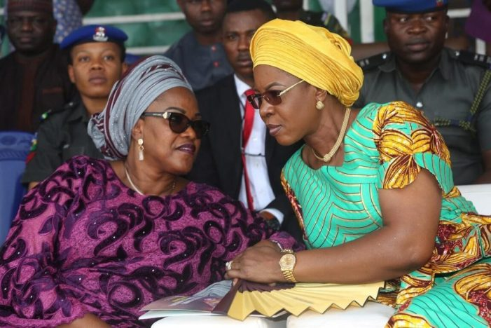 PHOTOS OF THE DAY:  Faces at Mother's Summit in Anambra