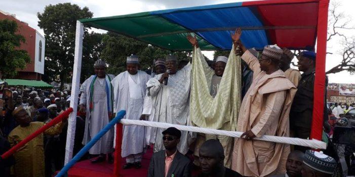Bauchi bye-election:  Gov Abubakar campaigns for Gumau