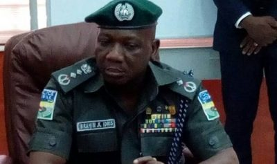 Osun guber:  Police deploy helicopters, 300 patrol vans, 30 APCs