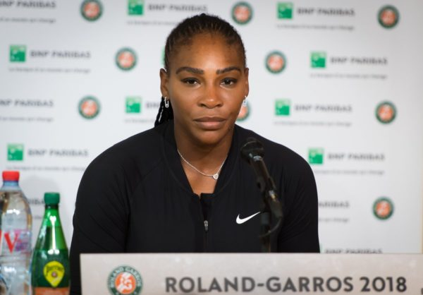 Serena Williams reveals suffering from 'postpartum emotions'