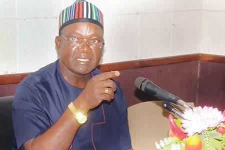 Ortom denies blocking sale of form to SDP guber aspirants