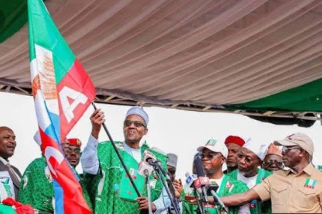 APC must retain Osun, Buhari advises