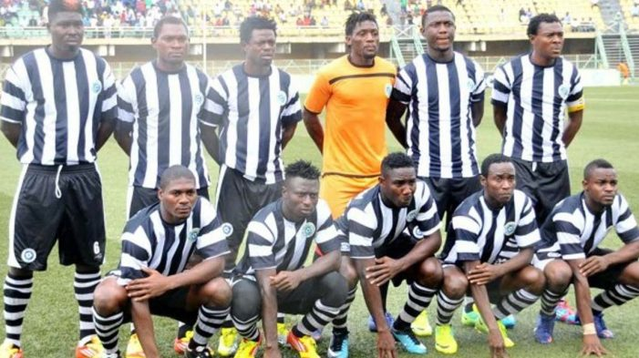 NPL: Ortom celebrates Lobi Stars, set to pay allowances owed