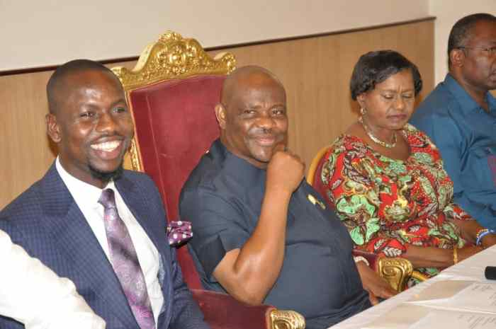 2019: Rivers professionals endorse Wike