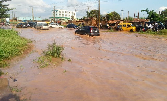 Flooding in four states is national disaster –NEMA