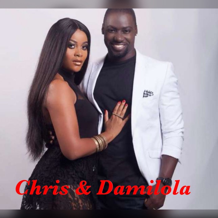 Ghanaian Actor, Chris Attoh remarries