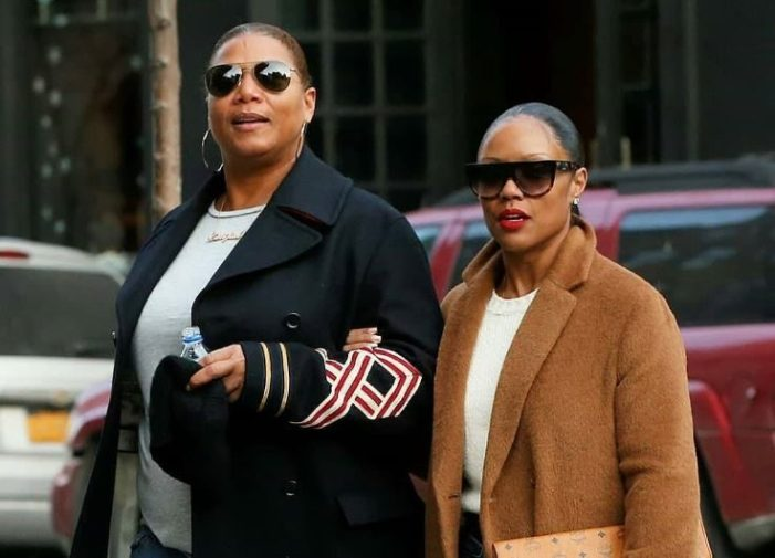Queen Latifah and Eboni Nichols Expecting a Baby