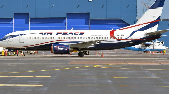 Air Peace set to make Asaba Airport operational nerve centre – Okowa