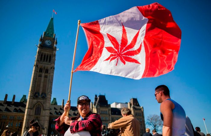 Foreign Titbits: Canada becomes second country to legalise recreational marijuana