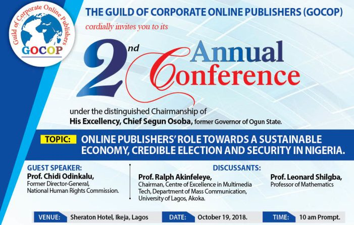 Guild of Corporate Online Publishers holds second annual conference